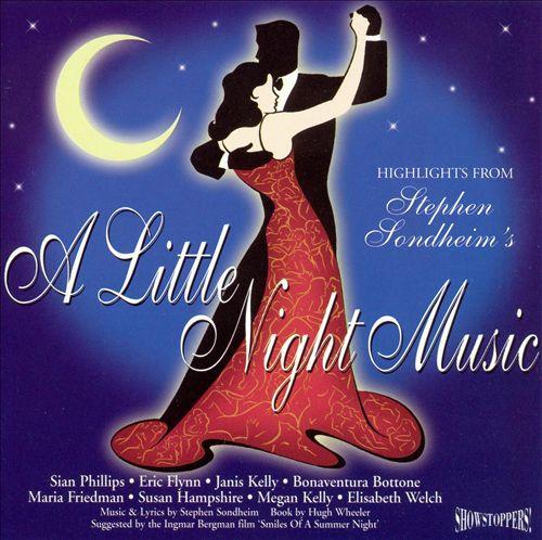 A Little Night Music [1990 Studio Cast] [Highlights]