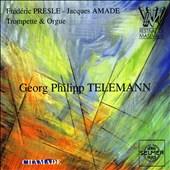 Telemann: Trompette & Orgue