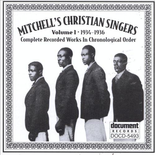 Mitchell's Christian Singers, Vol. 1: 1934-1936