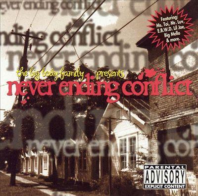 Never Ending Conflict: A Rap Compilation