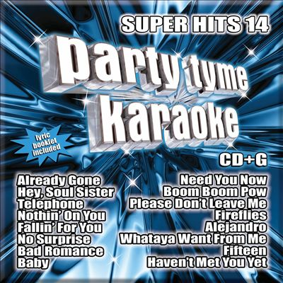Party Tyme Karaoke: Super Hits, Vol. 14