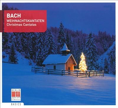 Bach: Christmas Cantatas