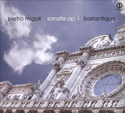 Pietro Migali: Sonate Op. 1