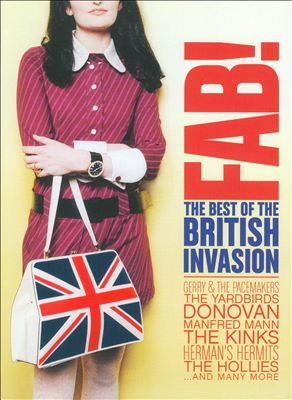 Fab! The Best of the British Invasion [3CD]