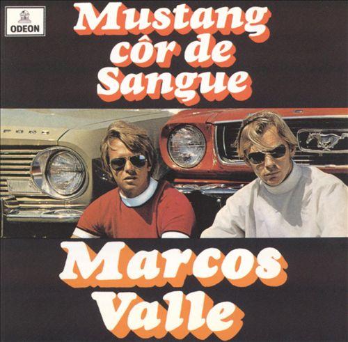 Mustang Cor de Sangue ou Cor de Mel