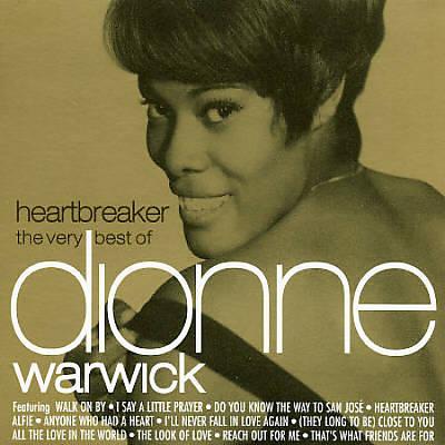 Heartbreaker: The Very Best of Dionne Warwick