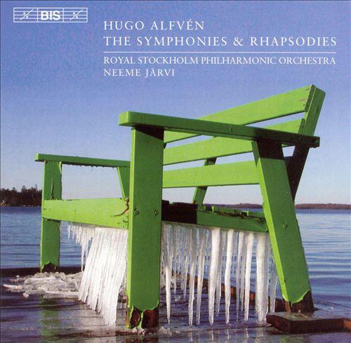 Hugo Alfvén: Symphonies Nos. 1-5; Swedish Rhapsodies