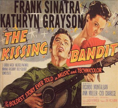 弗兰基去好莱坞,第二卷:接吻强盗