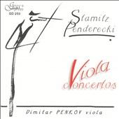 Stamitz Penderecki: Viola Concertos