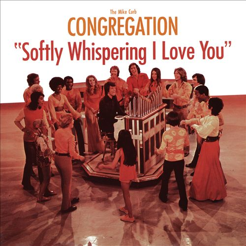 Softly Whispering I Love You