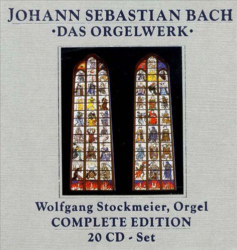 Bach: Das Orgelwerk (Complete Edition) [Box Set]