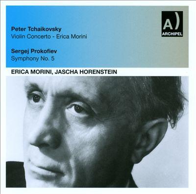 Tchaikovsky: Violin Concerto; Prokofiev: Symphony No. 5