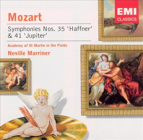 Mozart: Symphonies Nos. 35 'Haffner' & 41 'Jupiter'