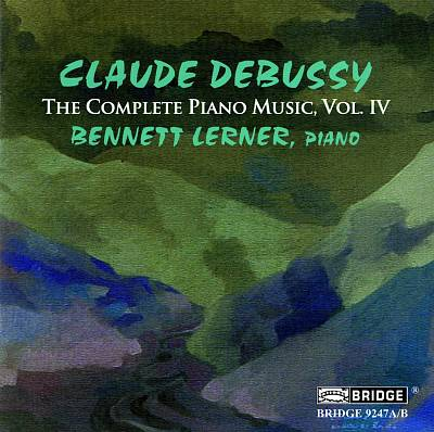 Debussy: The Complete Piano Music, Vol. 4
