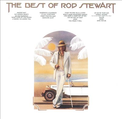 The Best of Rod Stewart [Mercury]