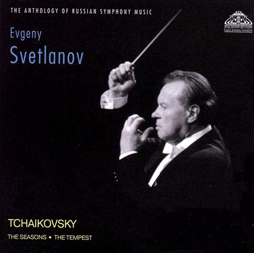 Tchaikovsky: The Seasons; The Tempest