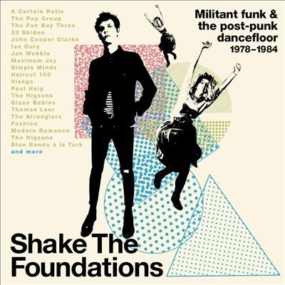 Shake the Foundations: Militant Funk & the Post-Punk Dancefloor 1978-1984