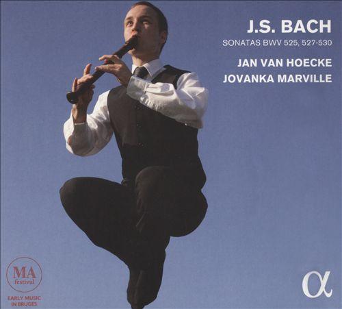 J.S. Bach: Sonatas BWV 525, 527-530