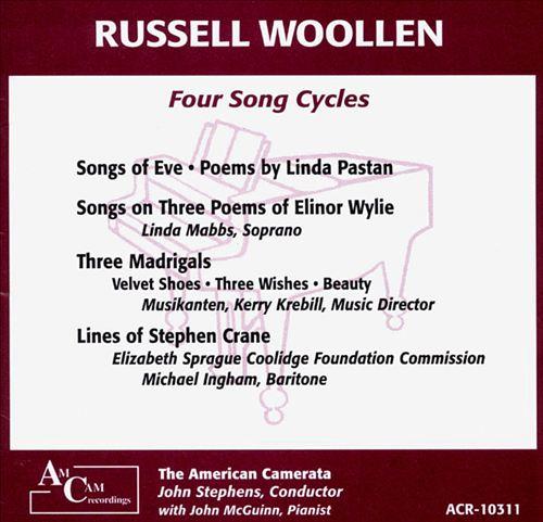 Woollen: 4 Song Cycles
