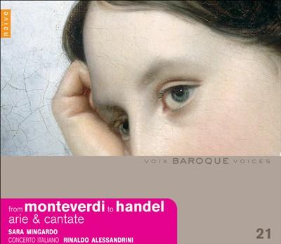 Monteverdi, Vivaldi, Handel