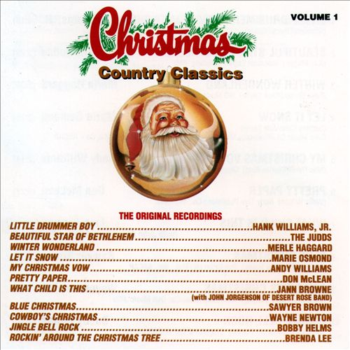 Christmas Country Classics [Curb]