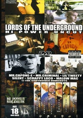 Lords of the Underground [Video]