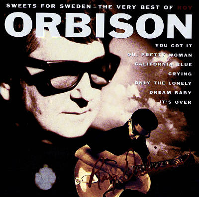 Sweets for Sweden: The Very Best of Roy Orbison