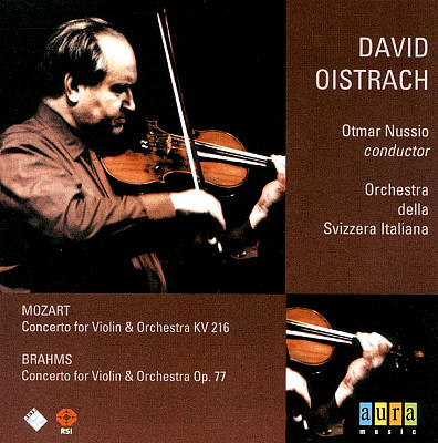 Oistrach: Mozart & Brahms