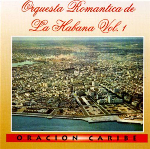 Orquesta Romantica de Habana, Vol. 1