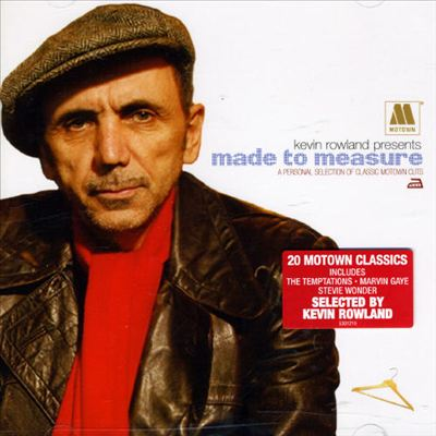 Motown Made to Measure [Kevin Rowland]
