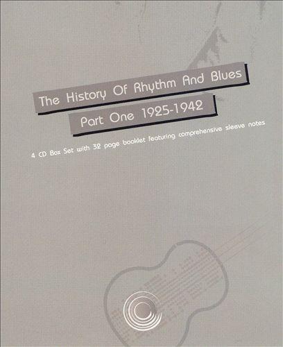 The History of Rhythm & Blues