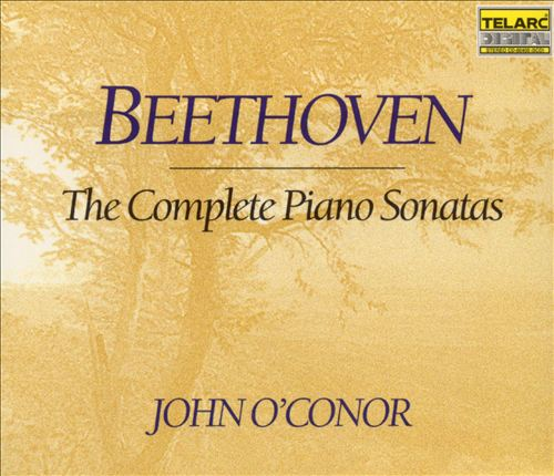 Beethoven: The Complete Piano Sonatas (Box Set)