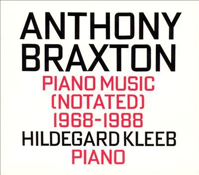 Piano Music 1 & 2 (1968-1988)