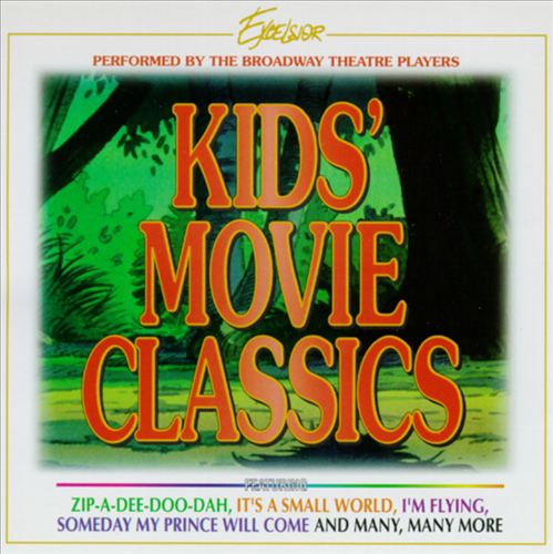 Kids' Movie Classics First Edition