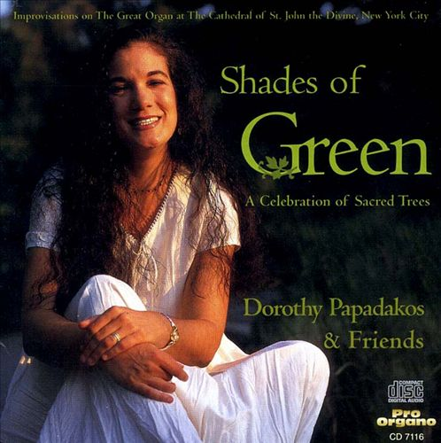 Shades of Green: A Celebration of SacredT Trees