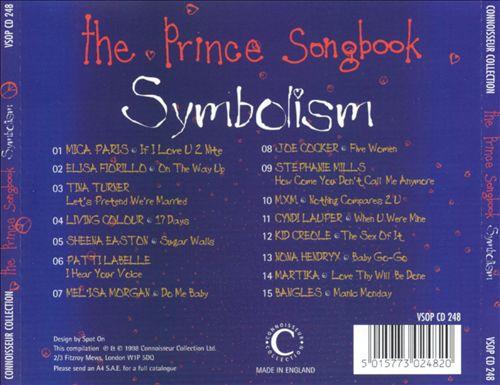 Prince Songbook: Symbolism