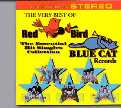 Very Best of Red Bird & Blue Cat Records
