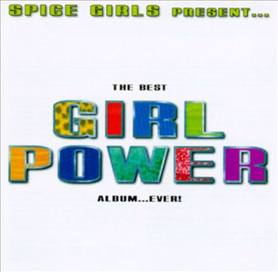 Best Girl Power Album Ever [2 Disc]