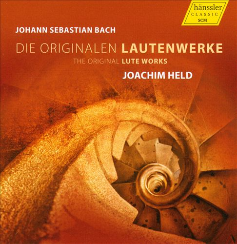 Johann Sebastian Bach: The Original Lute Works