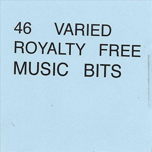 46 Varied Royalty Free Music Bits