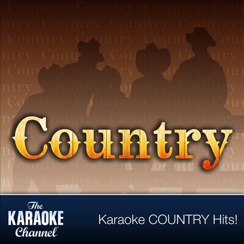 Karaoke: Contemporary Male Country, Vol. 49