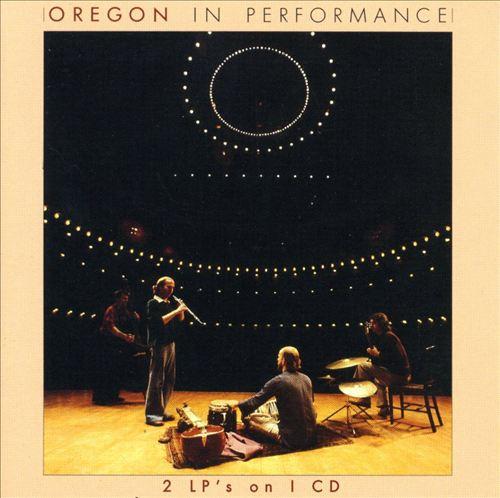 Oregon in Performance