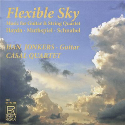Flexible Sky: Music for Guitar & String Quartet