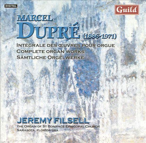 Dupré: Complete Organ Works, Vol. 5