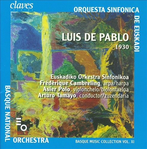 Luis De Pablo: 1930