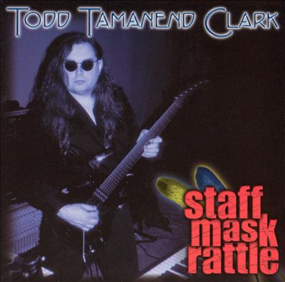 Staff Mask Rattle