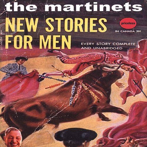 New Stories for Men