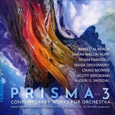 Prisma 3: Contemporary Works for Orchestra