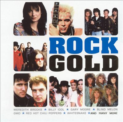Rock Gold