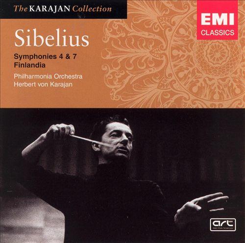 Sibelius: Symphony Nos. 4 & 7; Finlandia